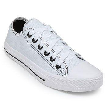 37047a4aaf Tênis Pro Feet 3600PE Branco