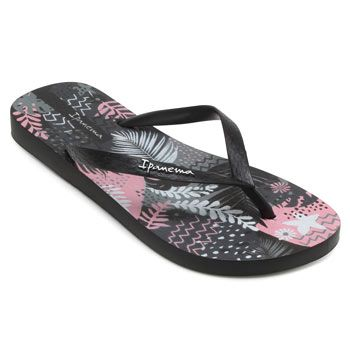 Chinelo Ipanema Trendy 26026 Preto