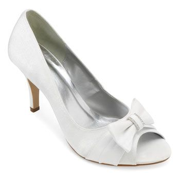 Peep Toe Alex Shoes By Marina Sábio 300/2500 Glamour Branco TAM 40 ao 42